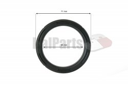 LA MARZOCCO FILTERHOLDER GASKET CONICAL ø 72x55x6,1 - 8 mm