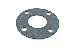 ASTORIA EN LOCKING GROUP GASKET 88X40X2MM 4 HOLES D.10MM