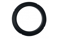 GASKET RANCILIO  73X57.5XH.8MM  WITH 4 CUTS FOR FILTERHOLDER