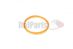 FLAT COPPER GASKET 28x24x1MM