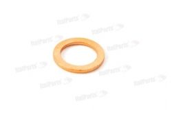 "FLAT COPPER GASKET 19x13,4x1,5mm (1/4"")"