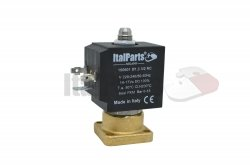 ITALPARTS SOLENOID VALVE 3 WAYS BASE MOUNTING 230V 50/60 Hz - DN Ø1,3 mm