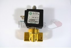 "ODE SOLENOID VALVE 3-WAY 220/230V 50/60Hz ø 1/8""FF ø 1,5mm DN"