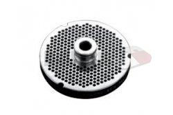 PLATE INOX 32  - 3.5 CM
