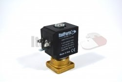 ITALPARTS SOLENOID VALVE 2-WAYS BASE MOUNTING 230V - 50/60HZ - DN Ø1,3 mm