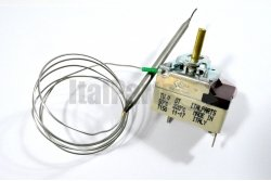 SINGLE-PHASE THERMOSTAT 130-190°C (1250 mm - 16A 250V)
