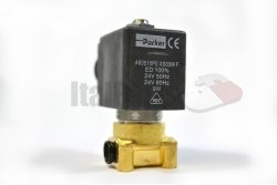 "LUCIFER SOLENOID VALVE 2-WAYS 24VAC 50/60Hz ø 1/8""FF ø 2,5mm DN"