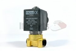 "LUCIFER SOLENOID VALVE 2-WAY 220/230V 50/60Hz ø 1/8""FF ø 2,5mm DN"