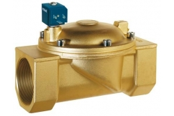 CEME ELECTRIC WATER VALVE G1.1/2 FF - Ø 39 mm