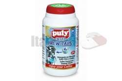 PULY CAFF BREW-TABS NSF 4g. 120 TABLETS D20H10mm